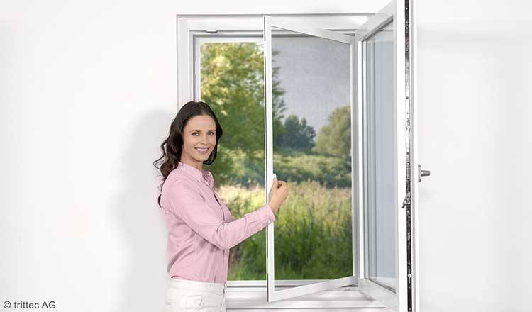 Side-hung window - product image